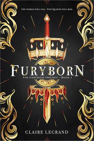 Review – Furyborn by Claire Legrand