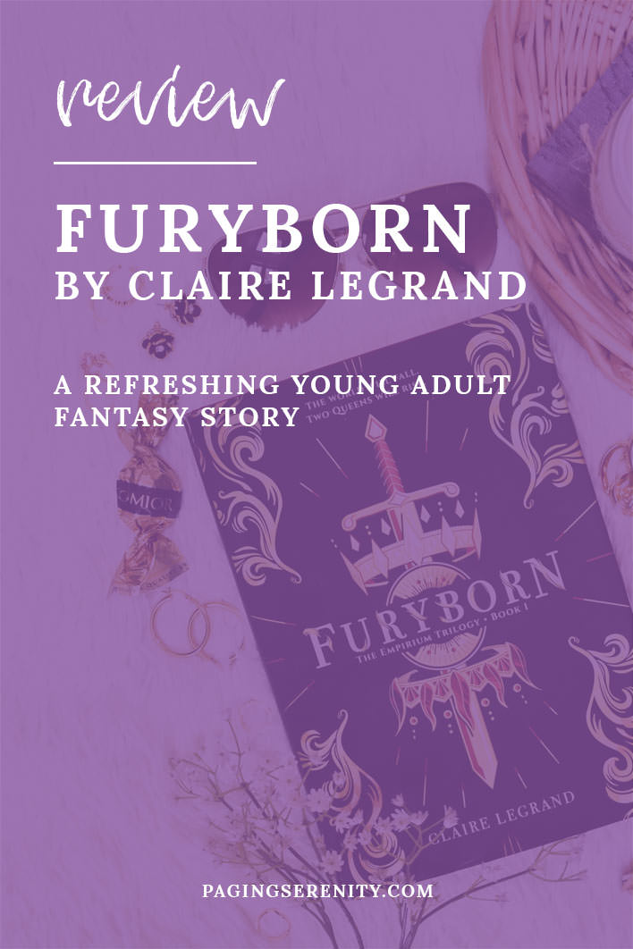 Furyborn - a refreshing young adult fantasy
