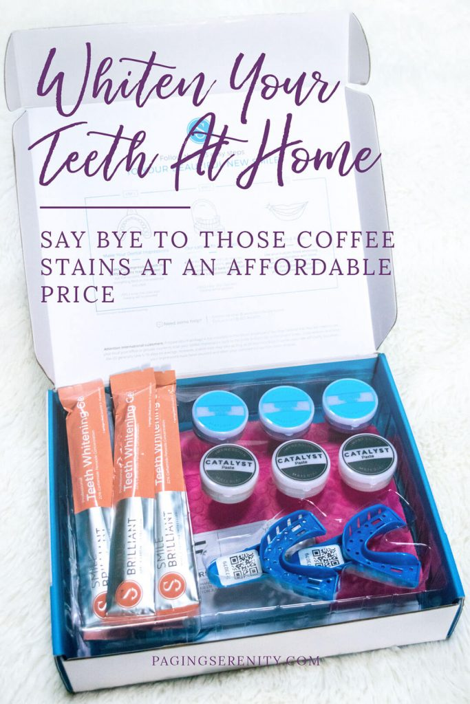 Say bye to those coffee stains at an affordable price