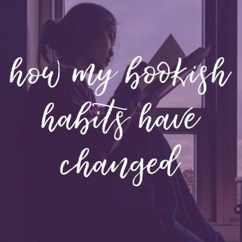 Changes to My Reading Life