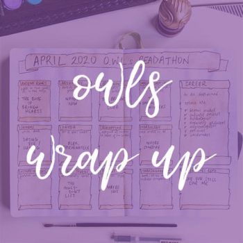 O.W.L.s Readathon Wrap Up