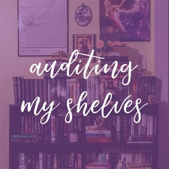 A Breakdown of My Bookshelf Audit + Free Templates