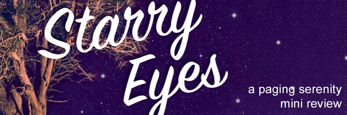 Starry Eyes by Jenn Bennett: a mini review