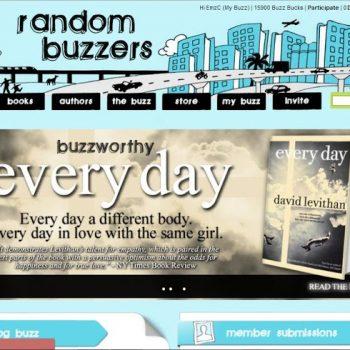 Random Buzzers & Ambuzzadors