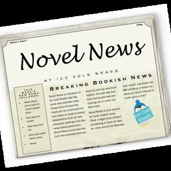 Novel News – Week of September 8, 2013