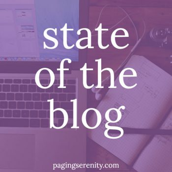 State of the Blog – November 2019