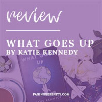 Review – What Goes Up by Katie Kennedy