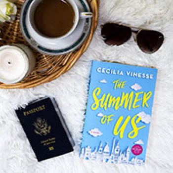 The Summer of Us by Cecilia Vinesse