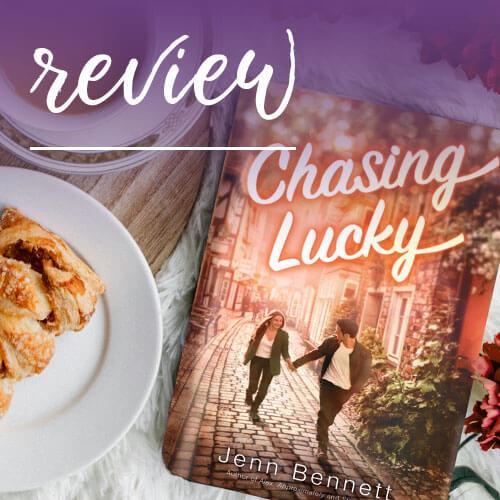 Review - Chasing Lucky by Jenn Bennett